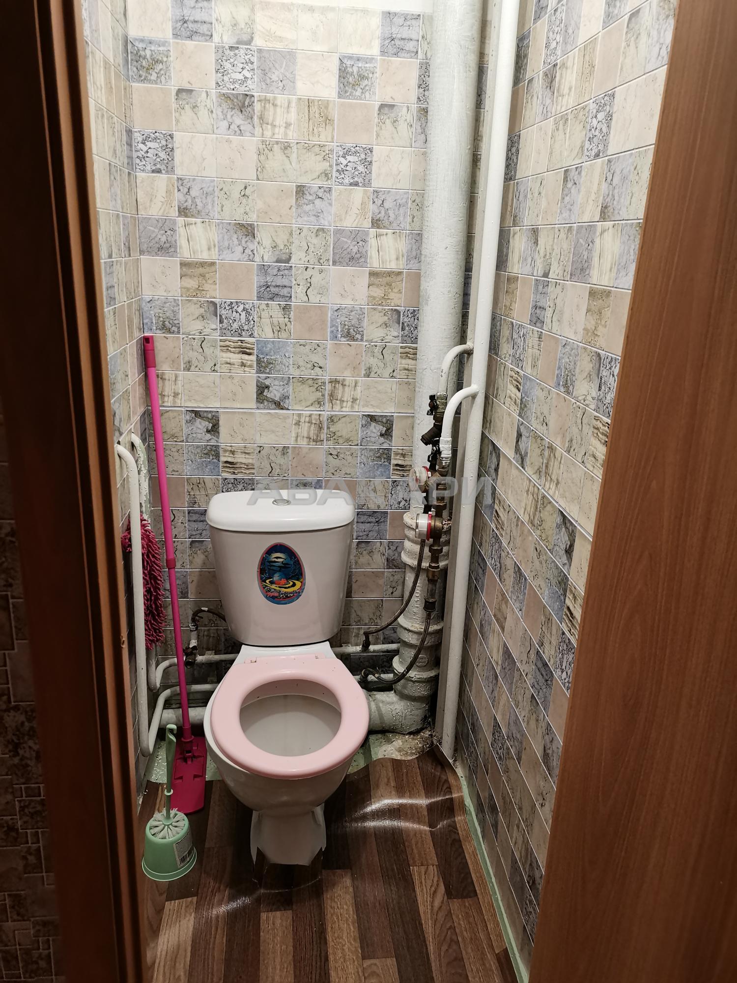 1к квартира Ястынская улица, 18   15000   аренда в Красноярске фото 10