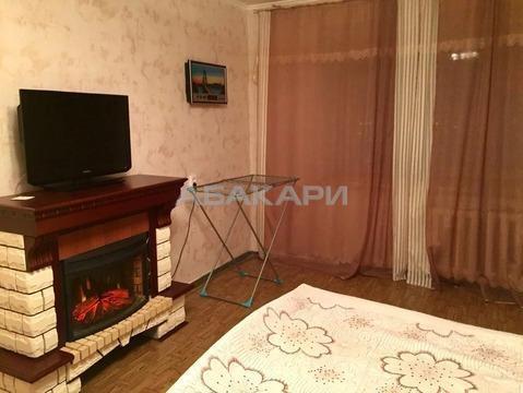 1к квартира проспект Мира, 91А | 10000 | аренда в Красноярске фото 1