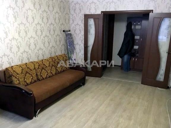 1к квартира улица Александра Матросова, 16 | 11000 | аренда в Красноярске фото 1