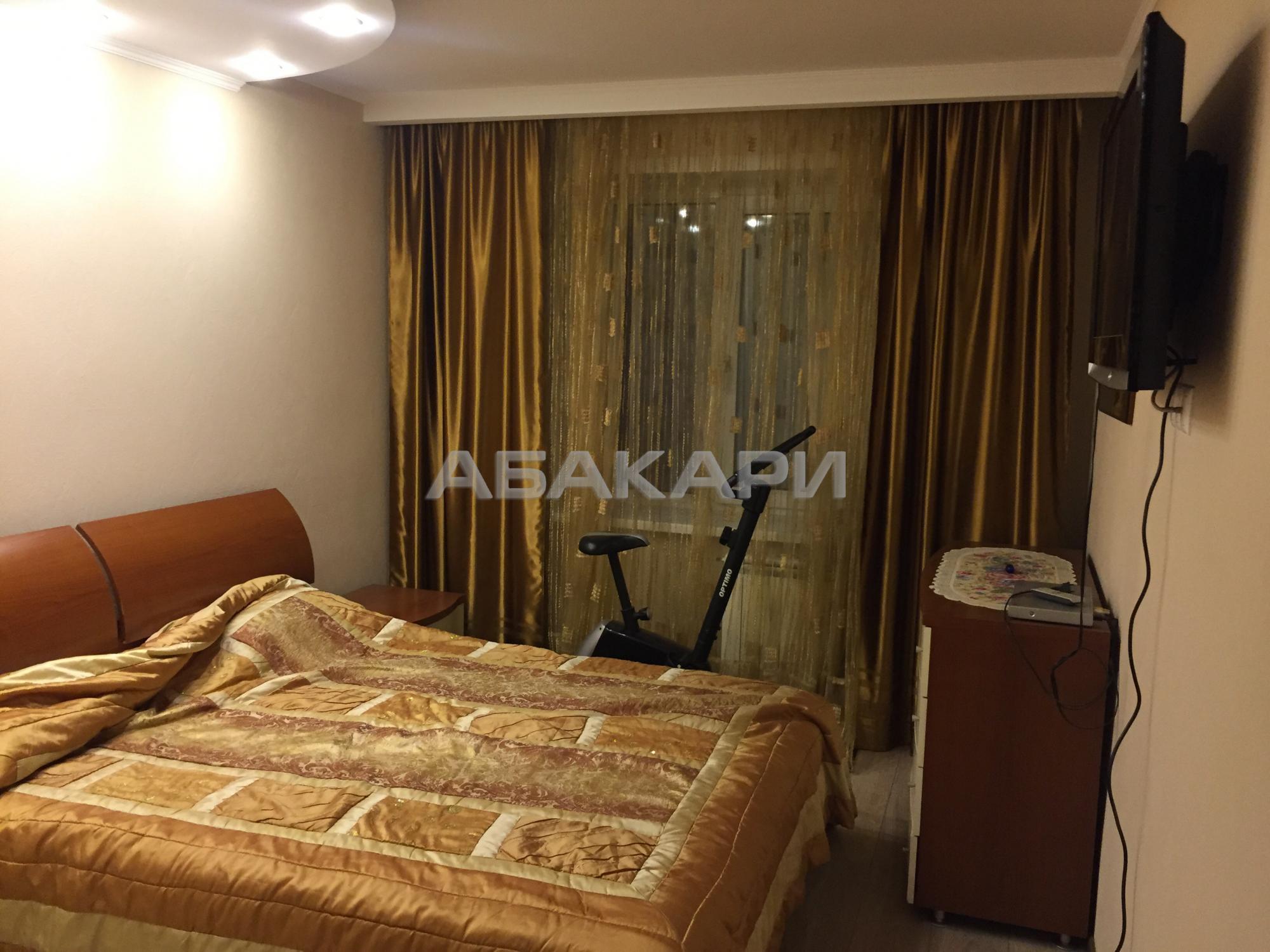 2к квартира улица Дубенского, 4А | 32000 | аренда в Красноярске фото 3