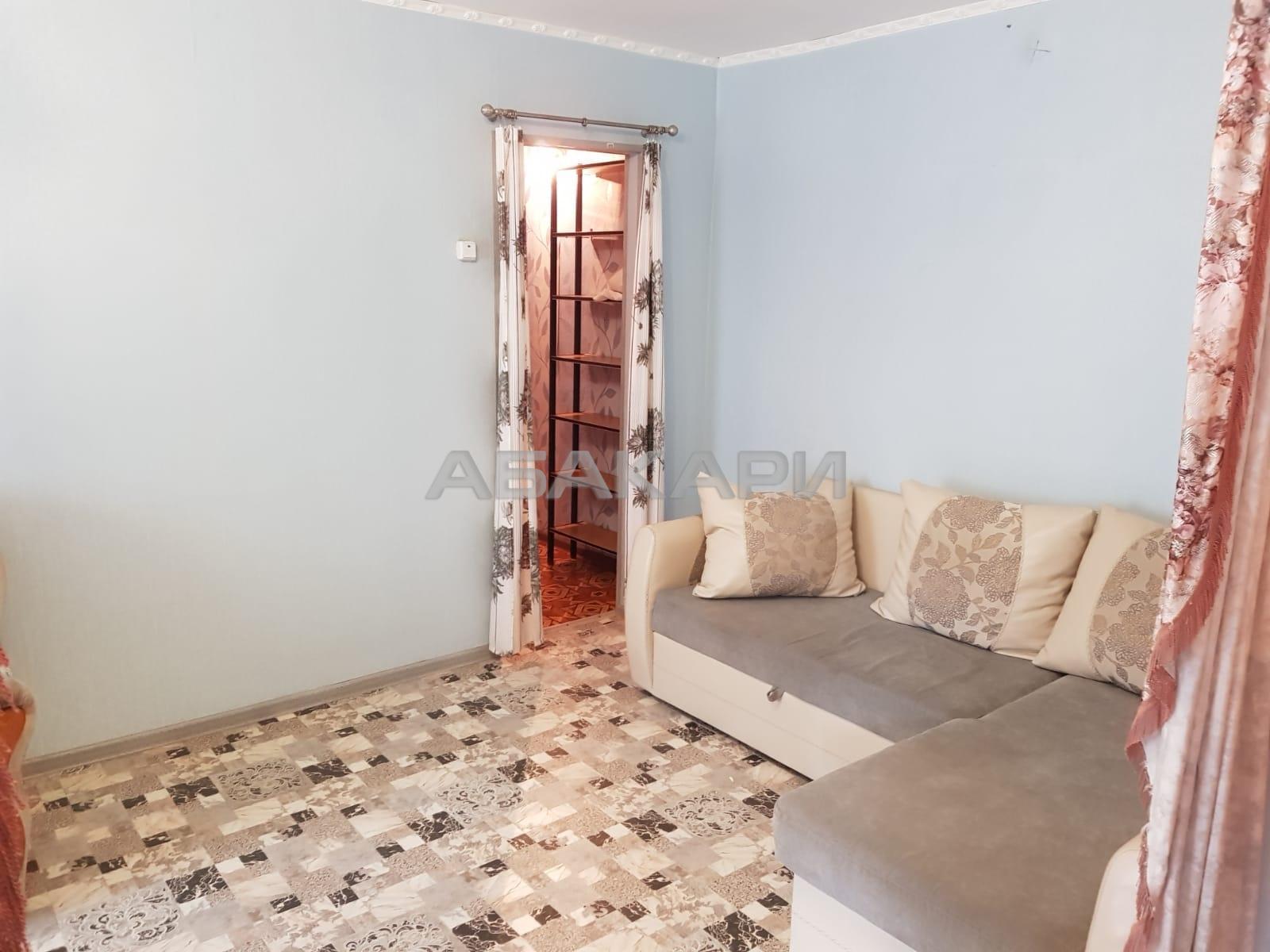2к квартира Красномосковская улица, 42   17000   аренда в Красноярске фото 5