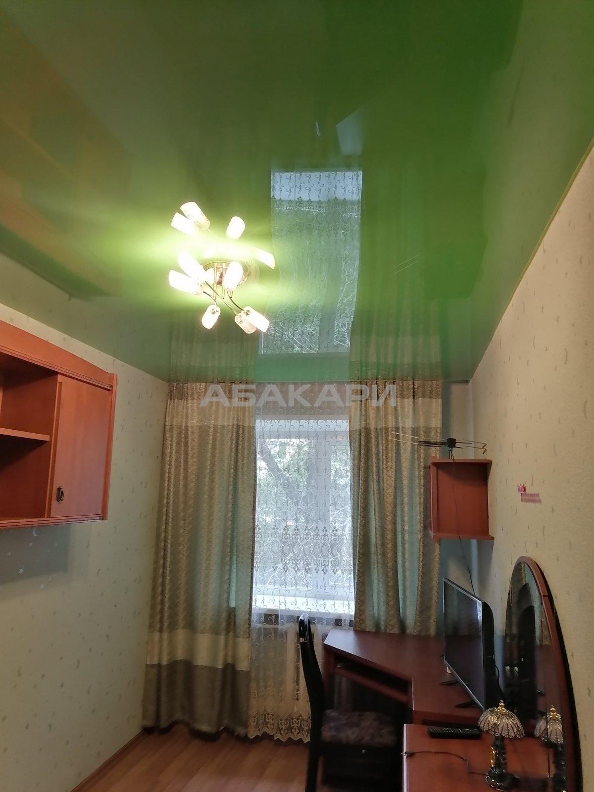 3к квартира Аэровокзальная улица, 2Б | 28000 | аренда в Красноярске фото 3