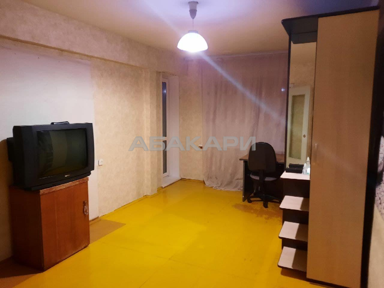 3к квартира Тобольская улица, 25 4/5 - 65кв | 16000 | аренда в Красноярске фото 7