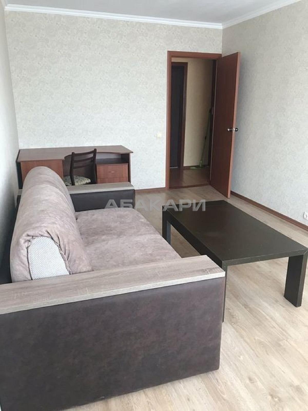 1к квартира улица Академика Киренского, 11 | 14500 | аренда в Красноярске фото 1