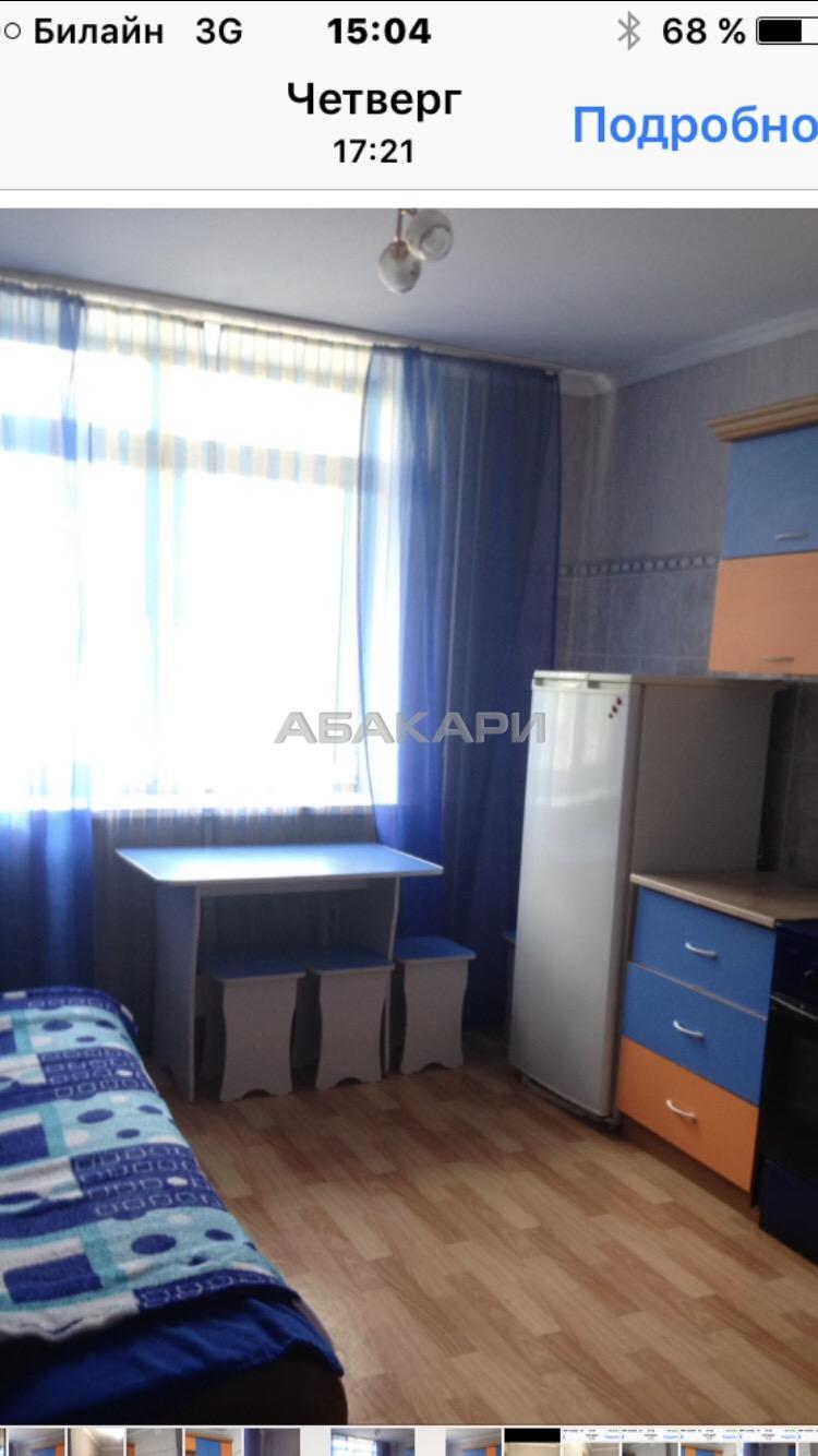 1к квартира улица Молокова | 17000 | аренда в Красноярске фото 5