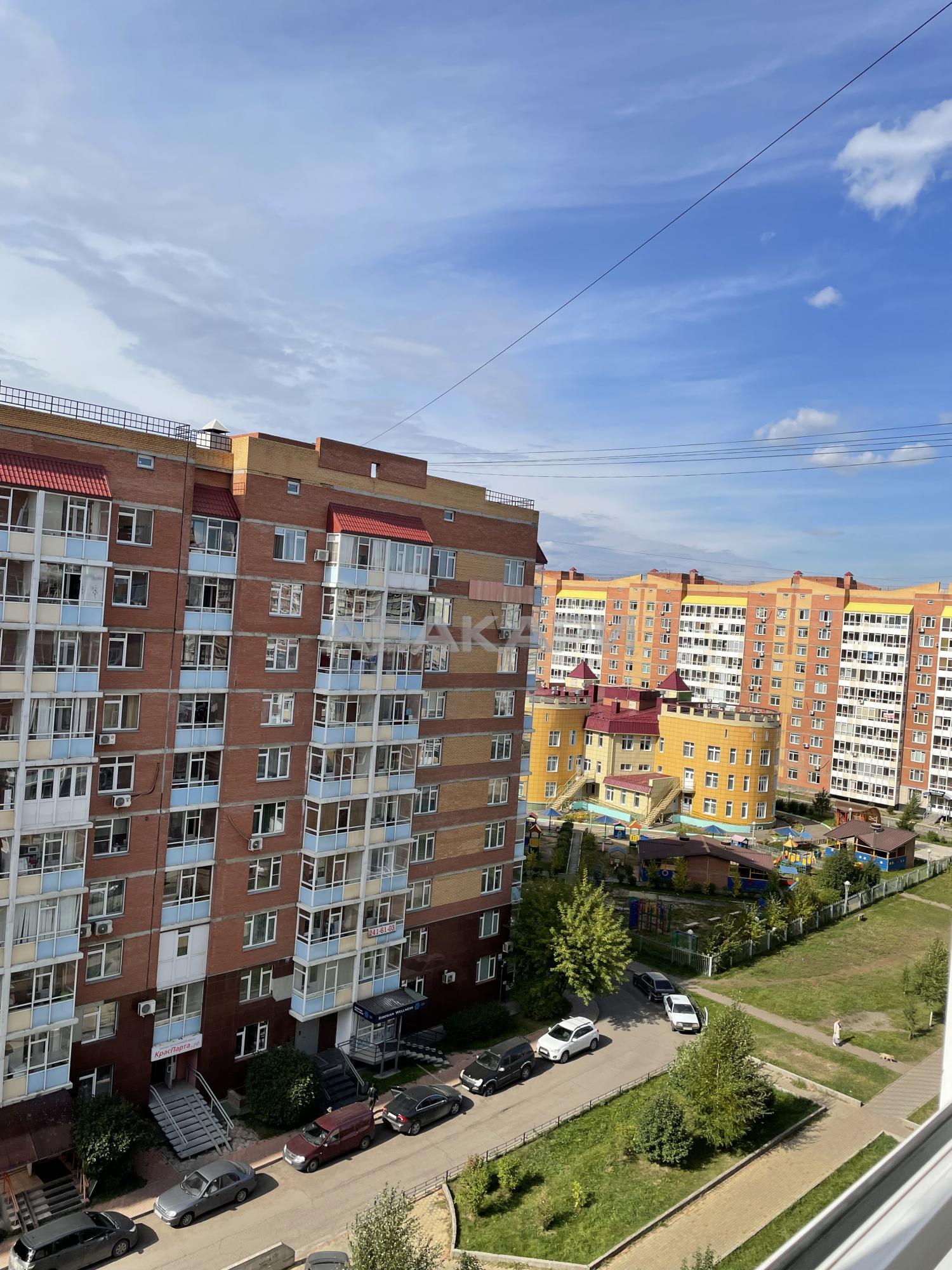 1к квартира улица Авиаторов, 40 | 25000 | аренда в Красноярске фото 7