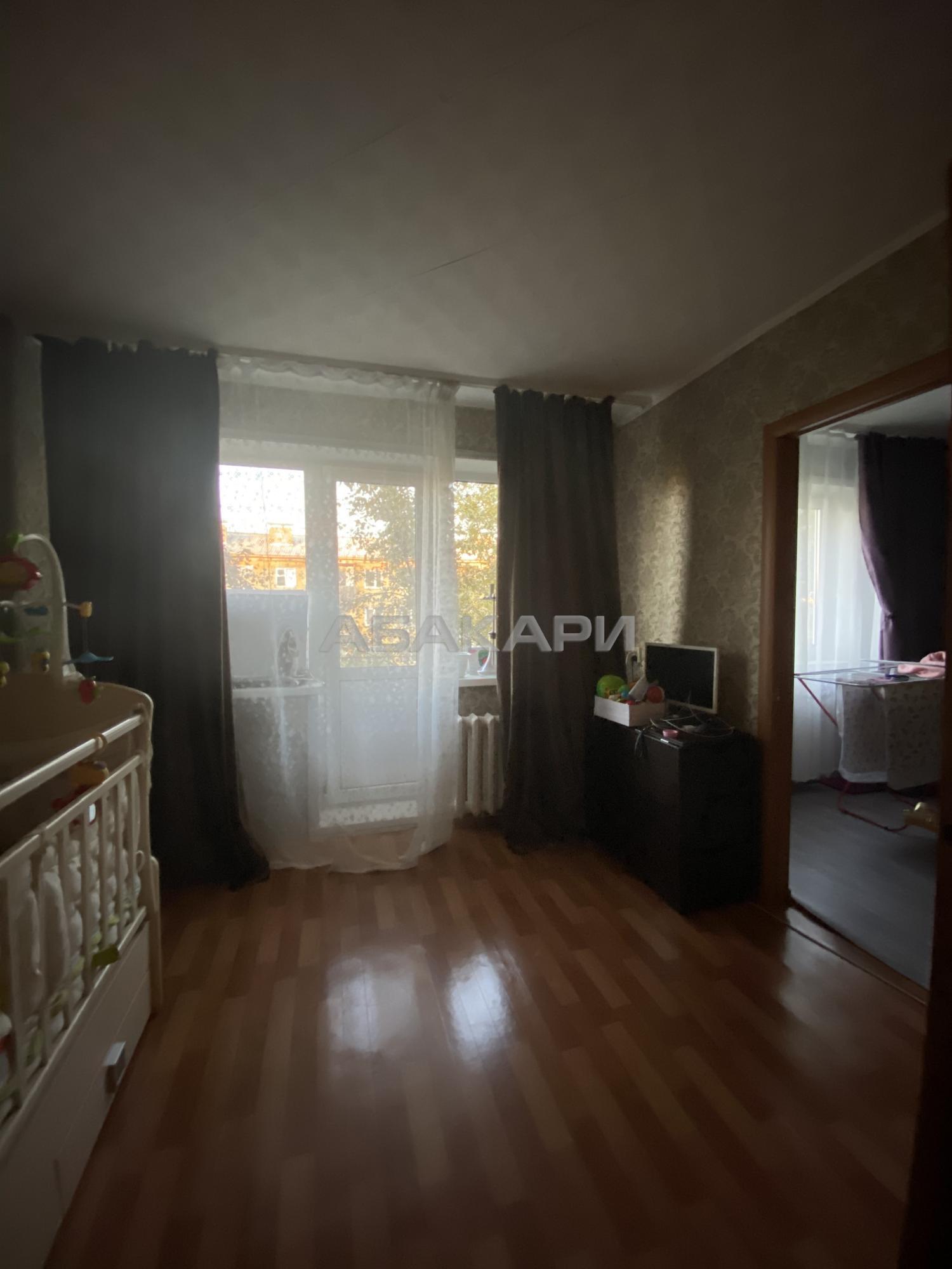 2к квартира улица Академика Павлова, 34 4/5 - 47кв   18000   аренда в Красноярске фото 4