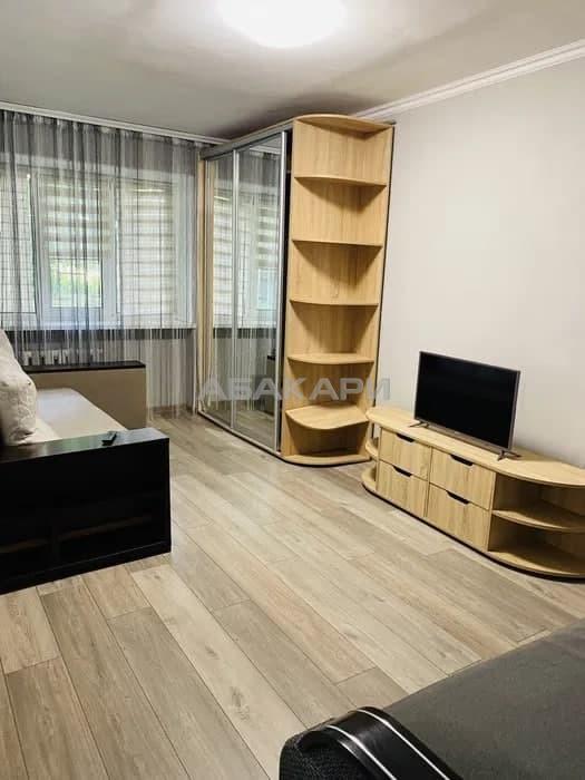 1к квартира улица Белинского, 1 | 13000 | аренда в Красноярске фото 1