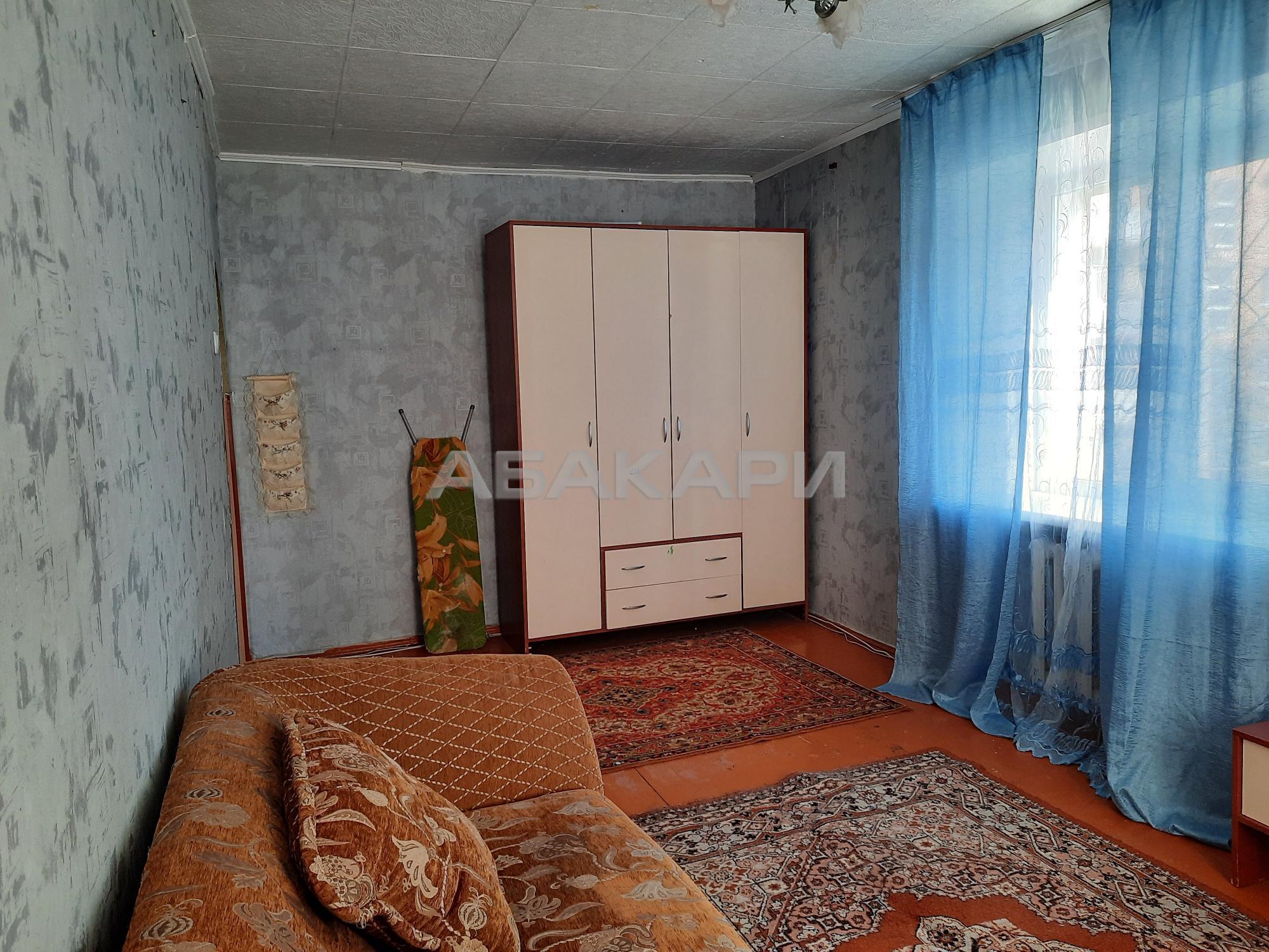1к квартира улица Быковского, 7   13000   аренда в Красноярске фото 1