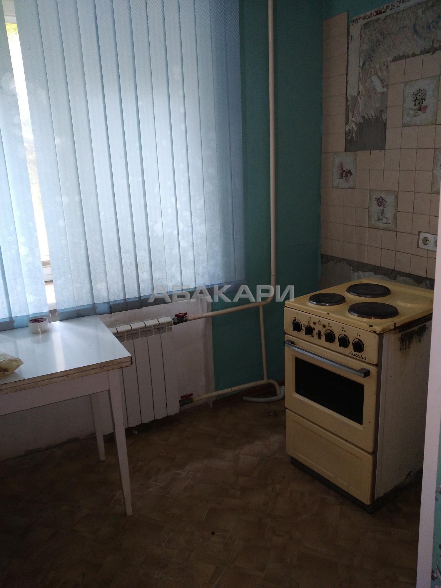 1к квартира Парашютная улица, 23 | 13000 | аренда в Красноярске фото 1