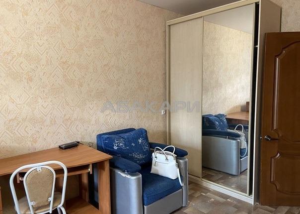 1к квартира улица Александра Матросова, 10   10000   аренда в Красноярске фото 3