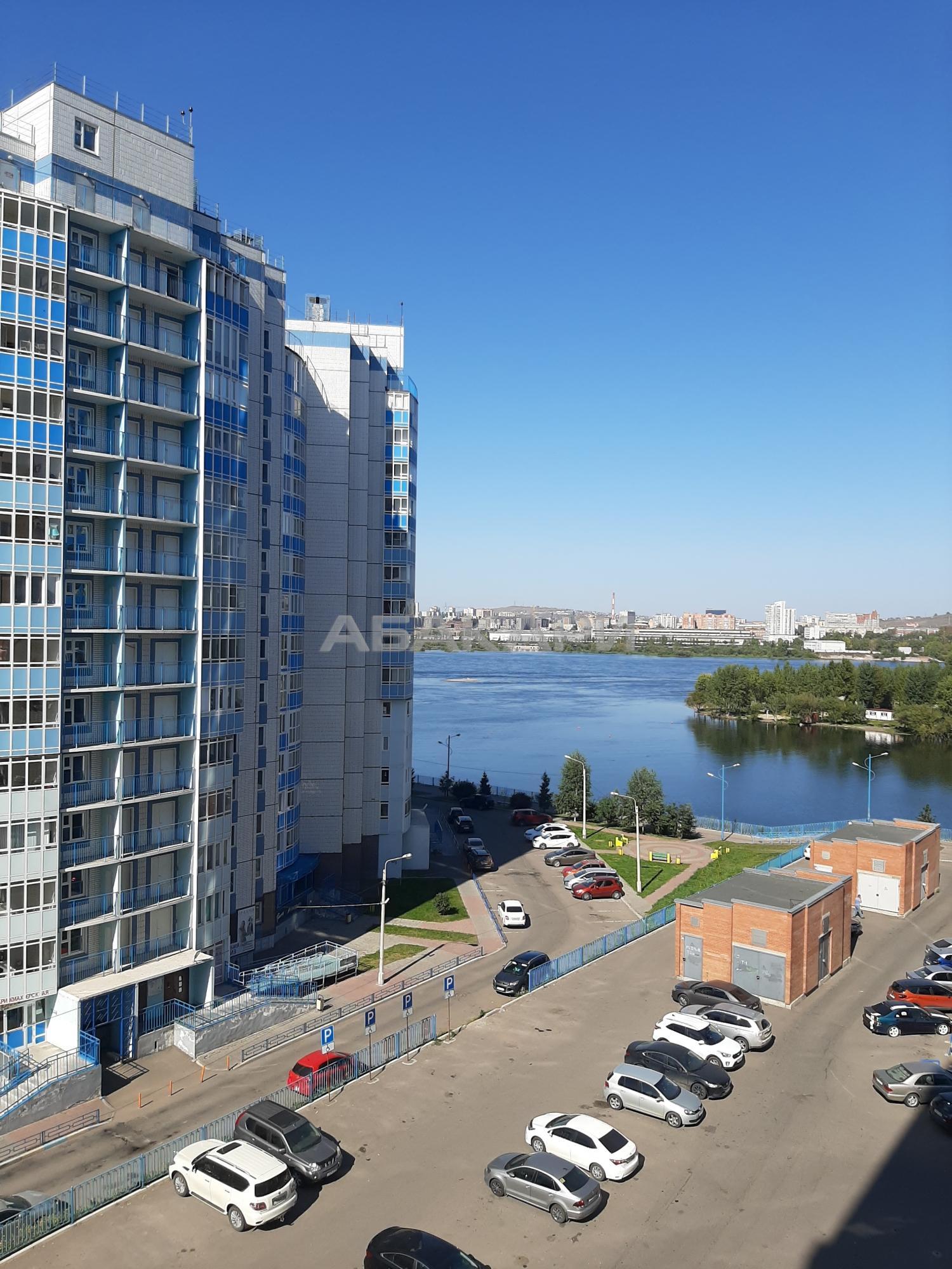 1к квартира улица Карамзина, 20   15000   аренда в Красноярске фото 4