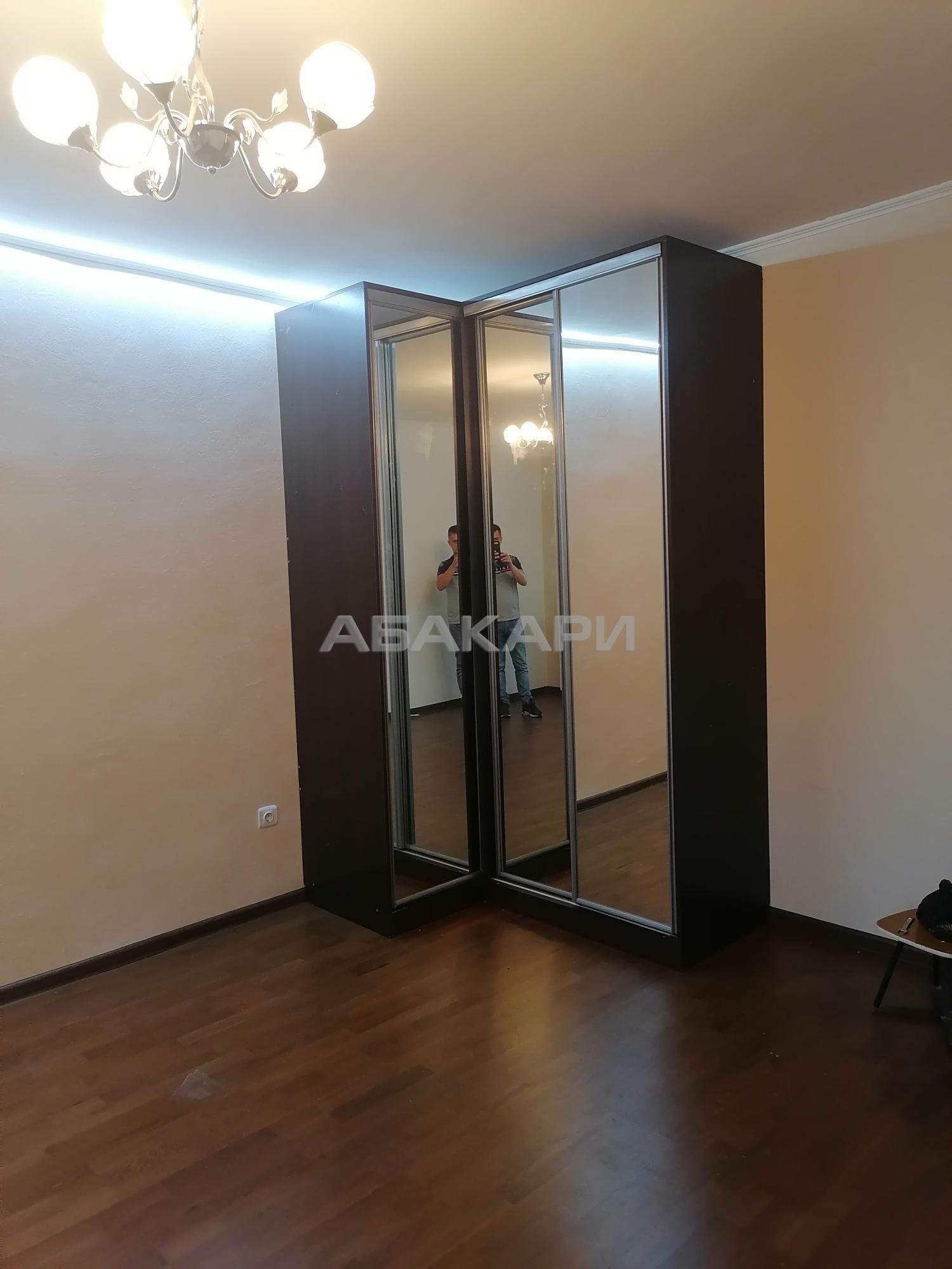 1к квартира Абытаевская улица, 8   17000   аренда в Красноярске фото 1