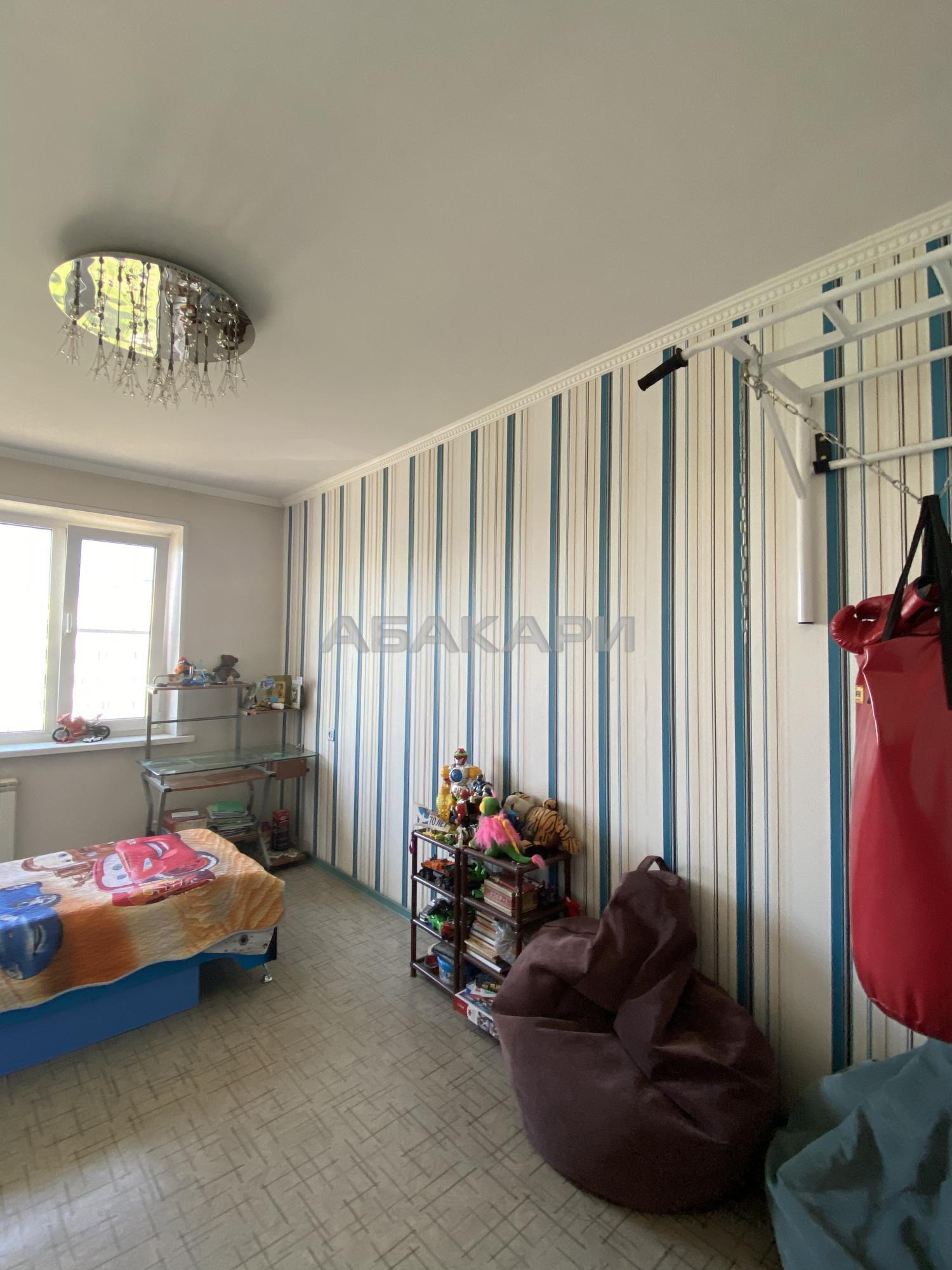 3к квартира улица Урванцева, 8 9/10 - 70кв | 35000 | аренда в Красноярске фото 8