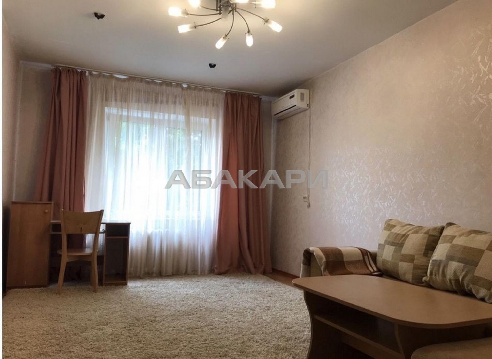 1к квартира улица Александра Матросова, 6   13500   аренда в Красноярске фото 2