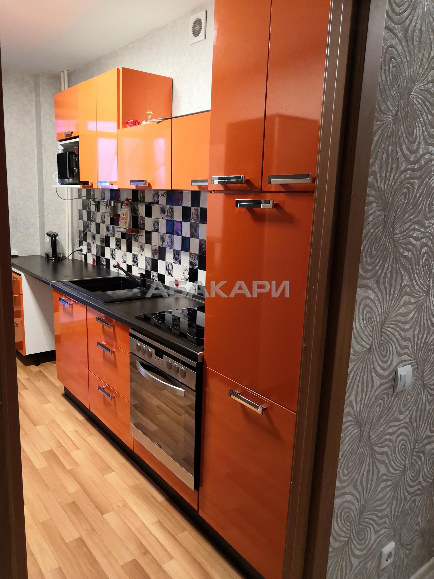 1к квартира Соколовская улица, 76А 7/17 - 38кв | 14500 | аренда в Красноярске фото 0
