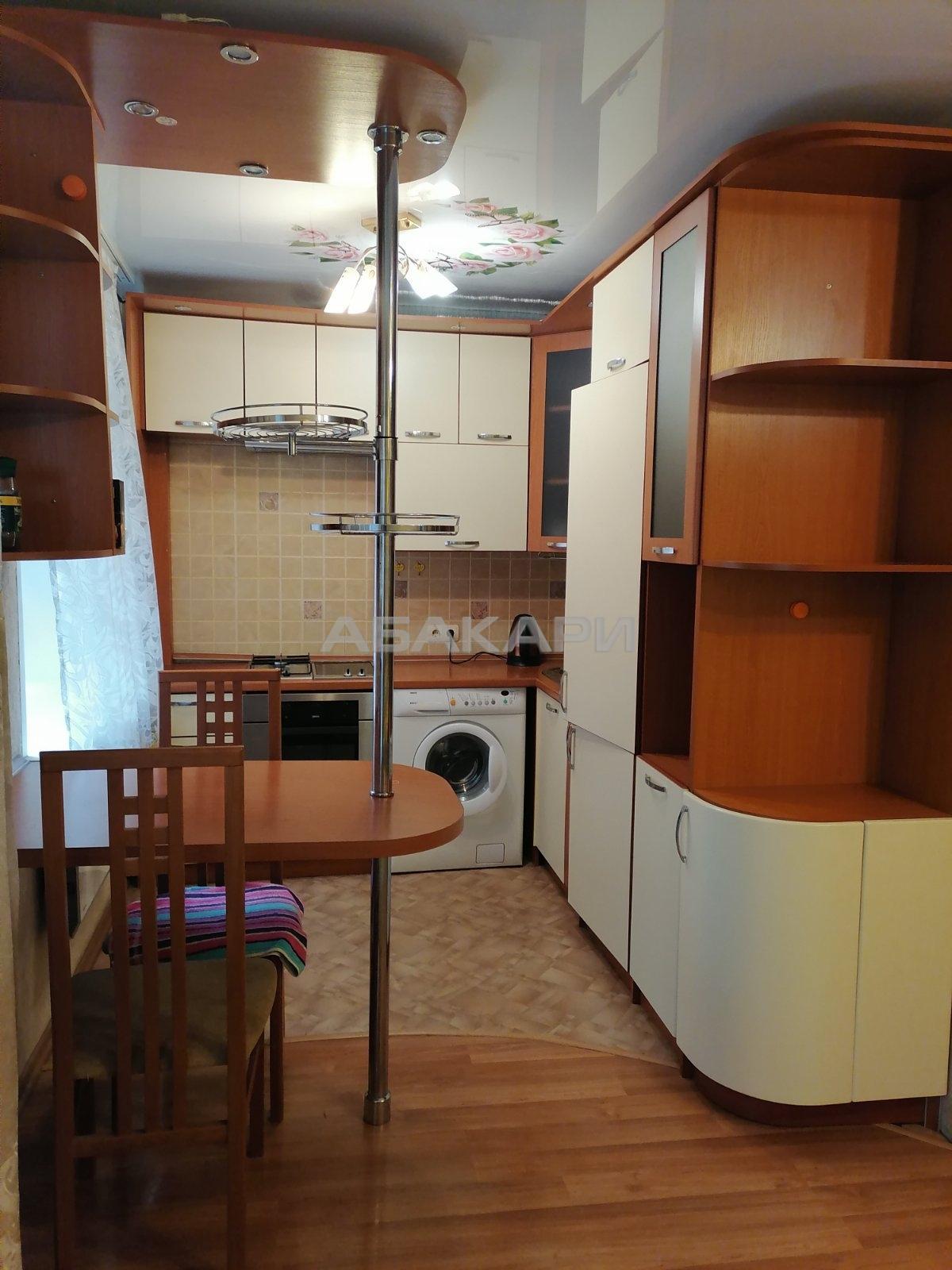 3к квартира Аэровокзальная улица, 2Б | 28000 | аренда в Красноярске фото 11