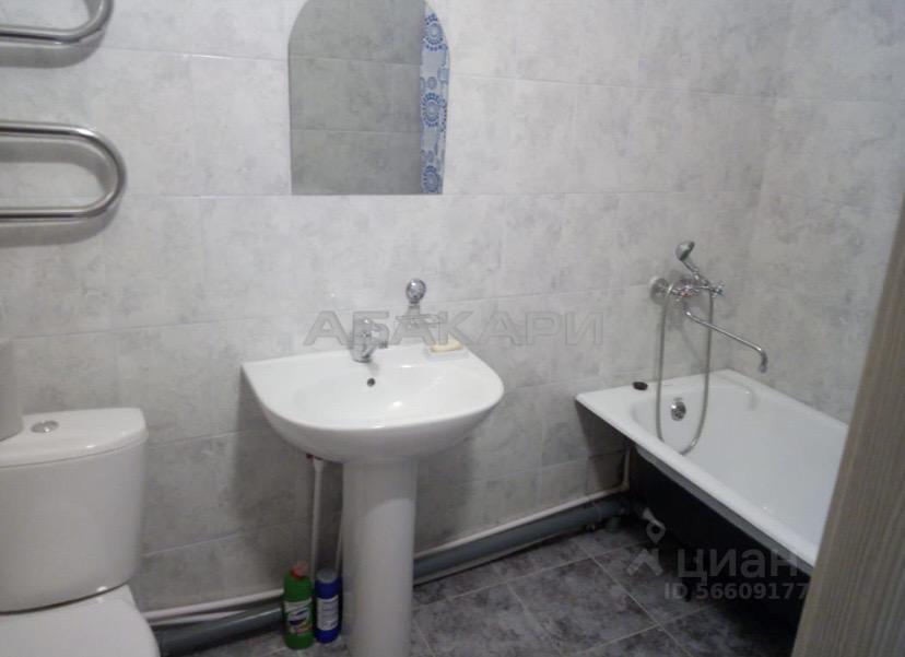 1к квартира Норильская улица, 3В   15000   аренда в Красноярске фото 1