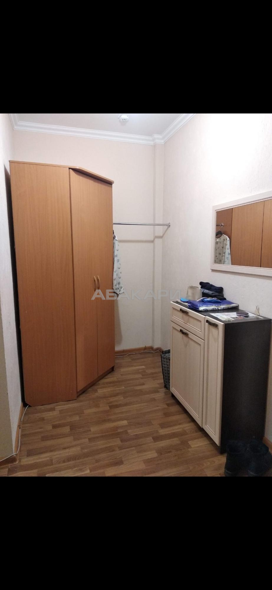 1к квартира 2-я Хабаровская улица, 7 2/17 - 42кв | 19000 | аренда в Красноярске фото 7