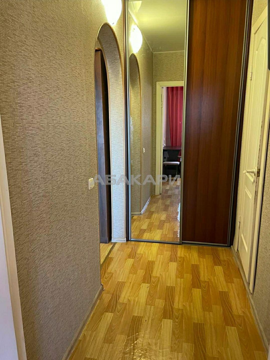 1к квартира улица Молокова, 10 | 18000 | аренда в Красноярске фото 9