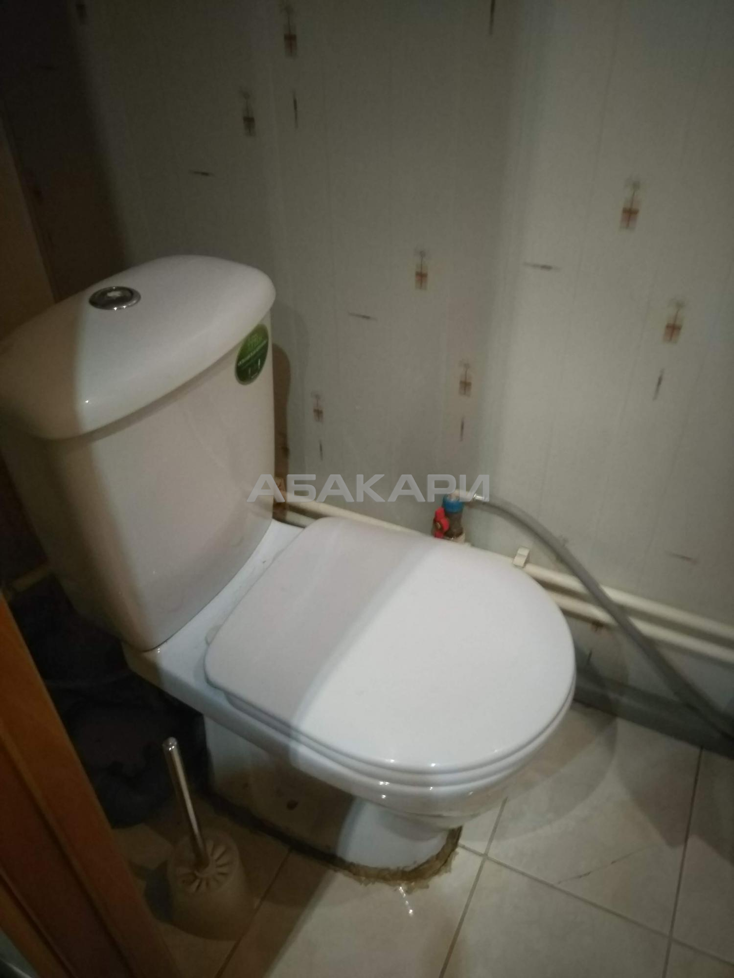 1к квартира улица Курчатова, дом 12 4/5 - 18кв   10000   аренда в Красноярске фото 7