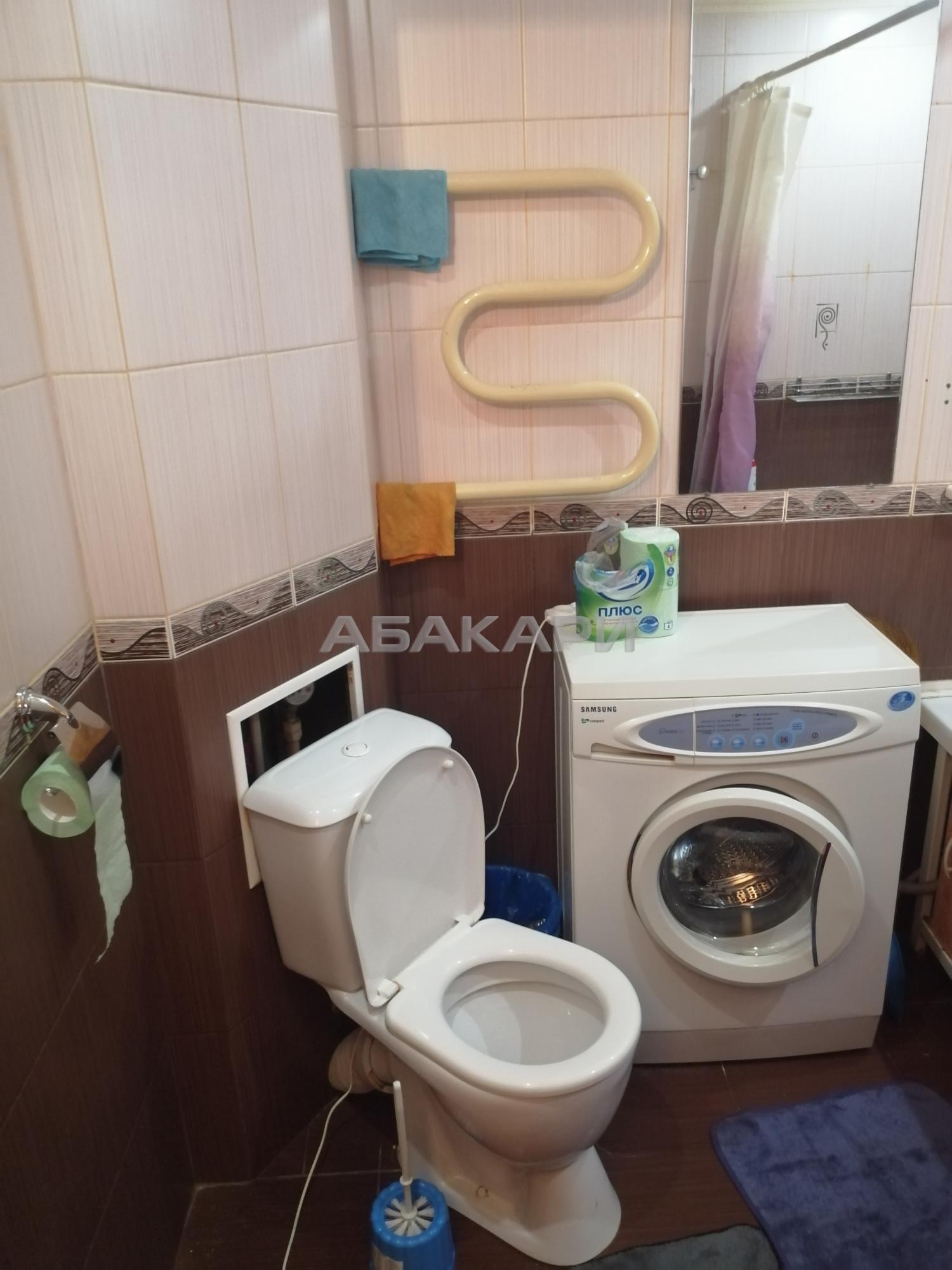 1к квартира улица Корнеева, 48 | 15000 | аренда в Красноярске фото 8