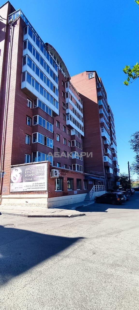 1к квартира улица Куйбышева, 97   20000   аренда в Красноярске фото 3