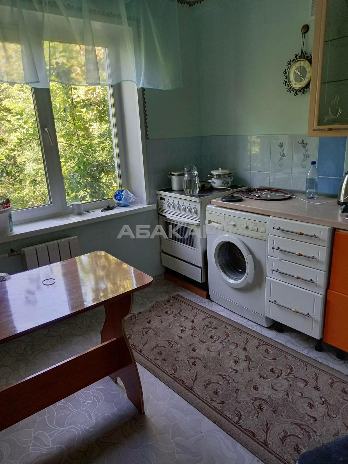1к квартира улица Менжинского, 11А   16000   аренда в Красноярске фото 2