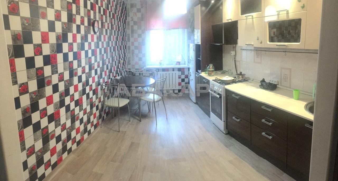3к квартира улица Карбышева, 8 1/5 - 61кв   19000   аренда в Красноярске фото 3
