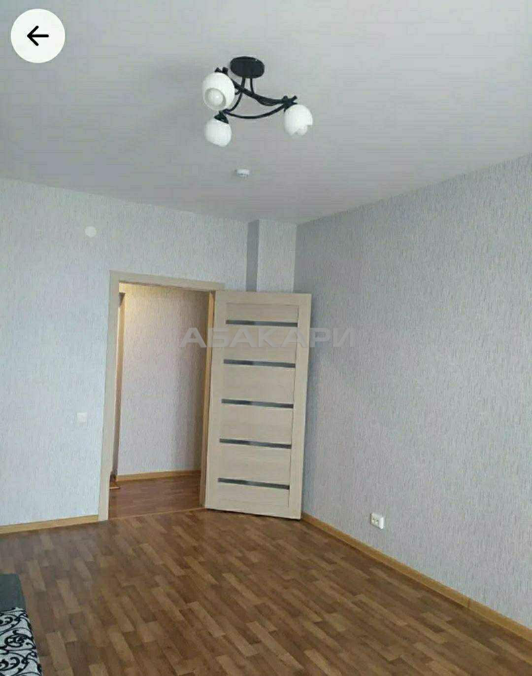1к квартира улица Александра Матросова, 32 | 15000 | аренда в Красноярске фото 1