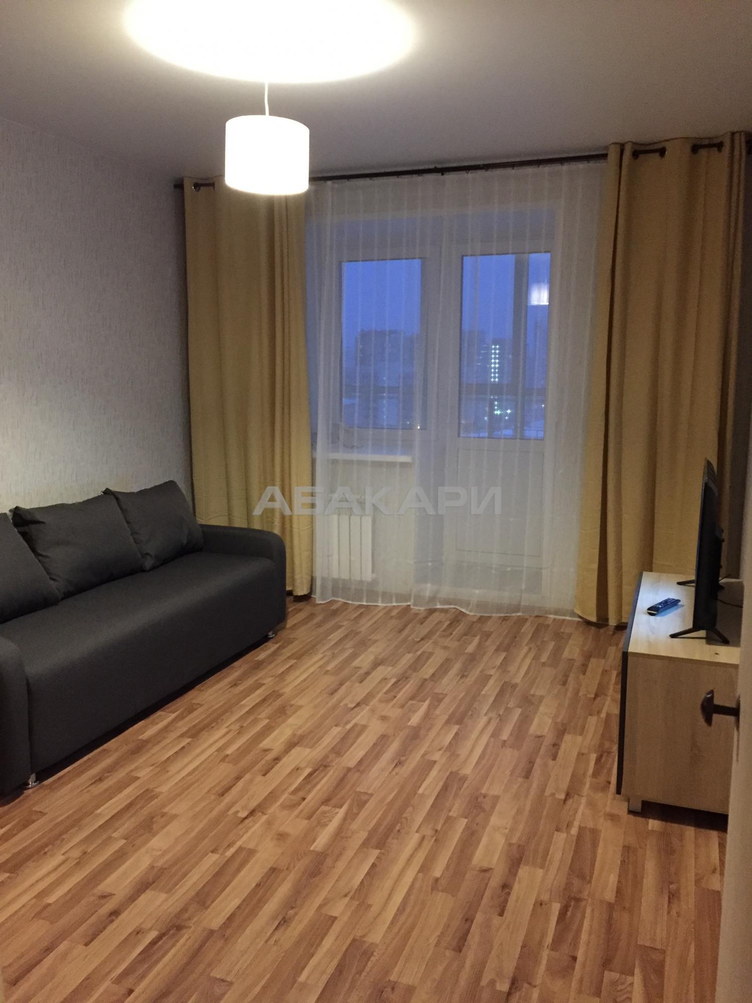 1к квартира Норильская улица, 16Ж   18000   аренда в Красноярске фото 0