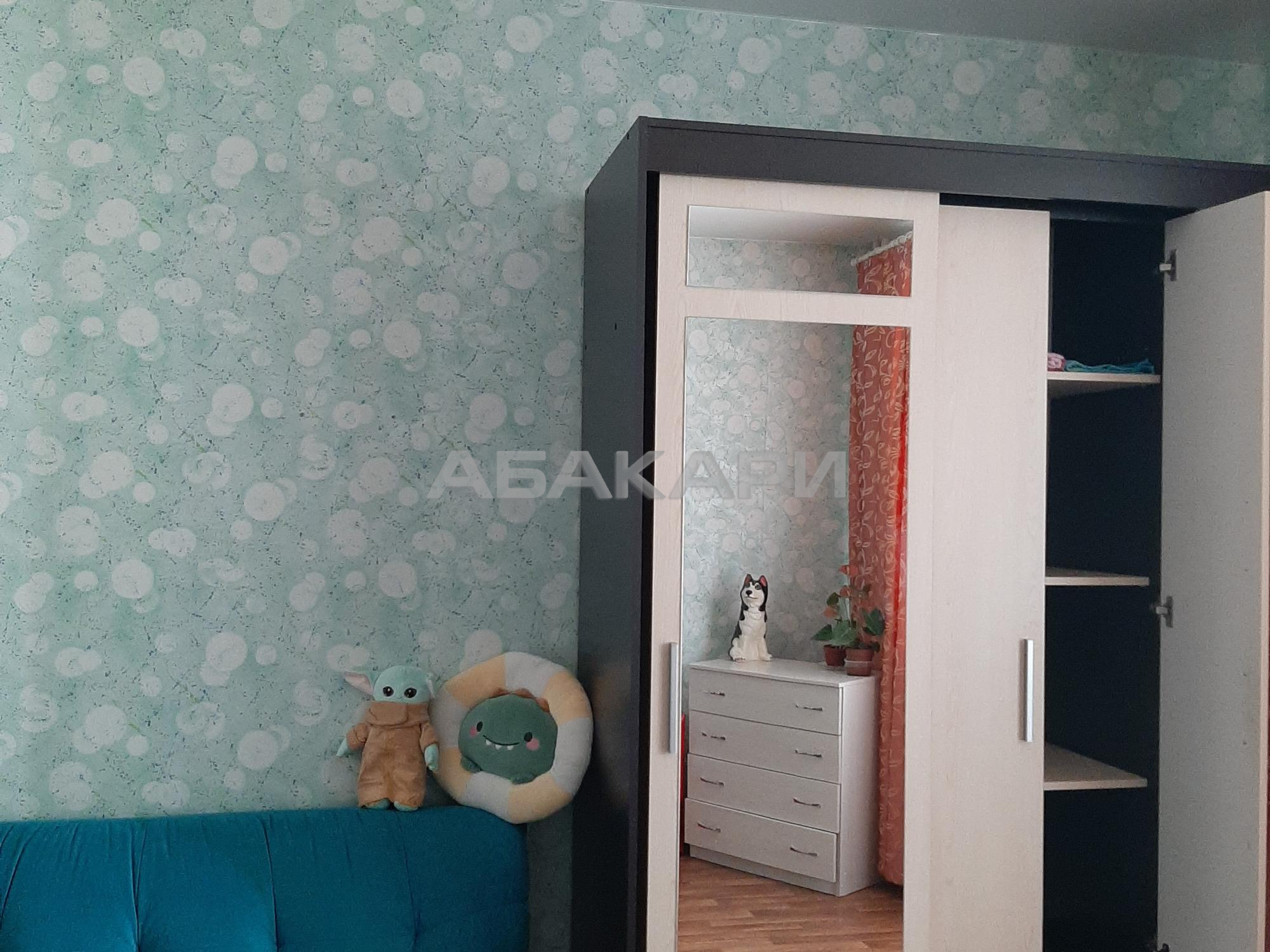 1к квартира улица Карамзина, 20   15000   аренда в Красноярске фото 1