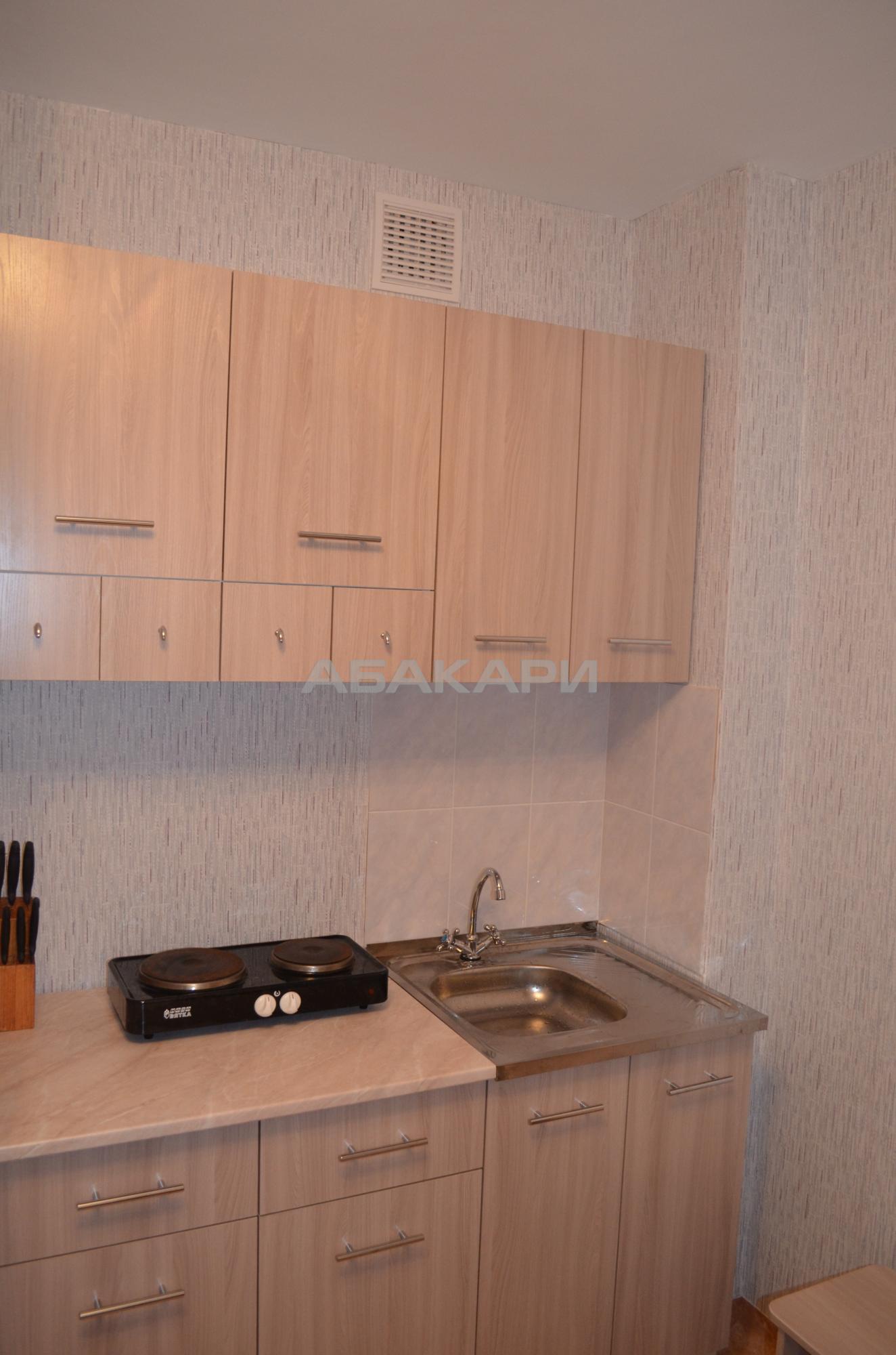 1к квартира улица Карамзина, 8   11500   аренда в Красноярске фото 5