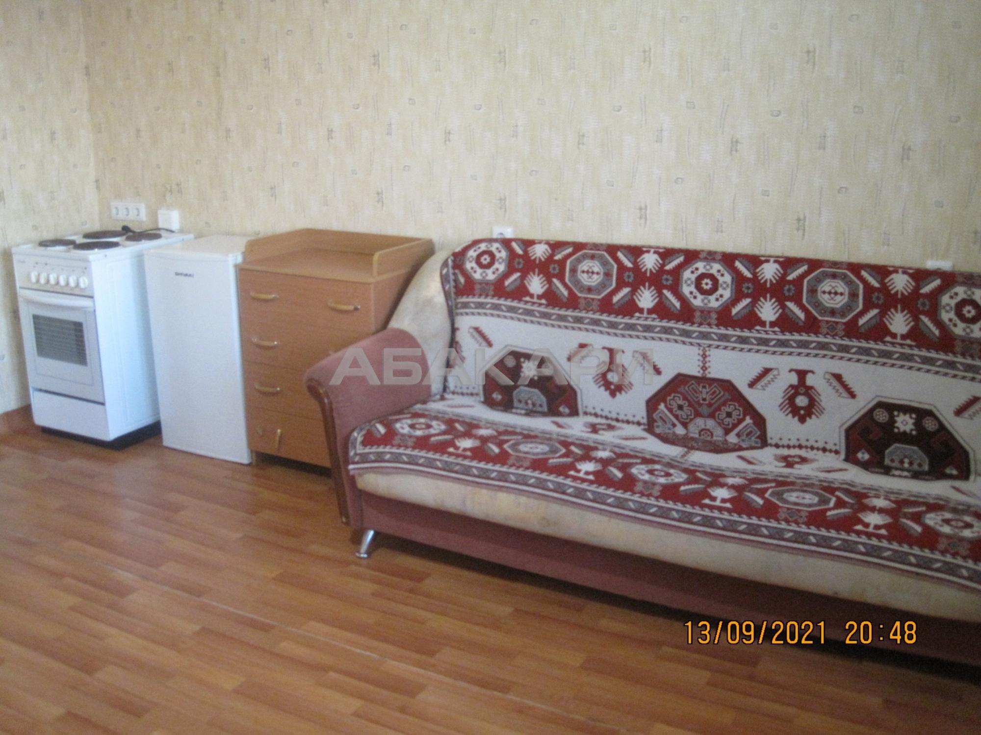 студия улица Петра Подзолкова, 5А | 12500 | аренда в Красноярске фото 2