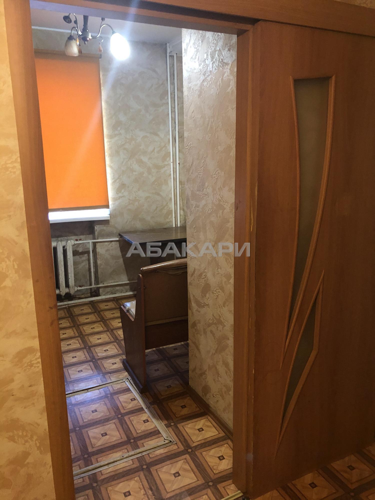 1к квартира улица Калинина | 12000 | аренда в Красноярске фото 11