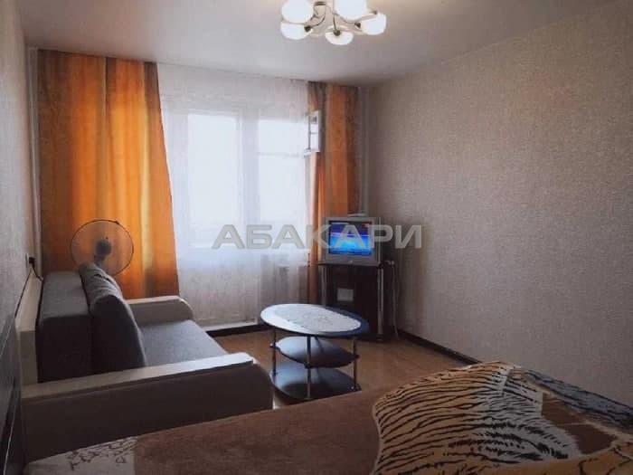 1к квартира улица Ладо Кецховели, 57   12500   аренда в Красноярске фото 2