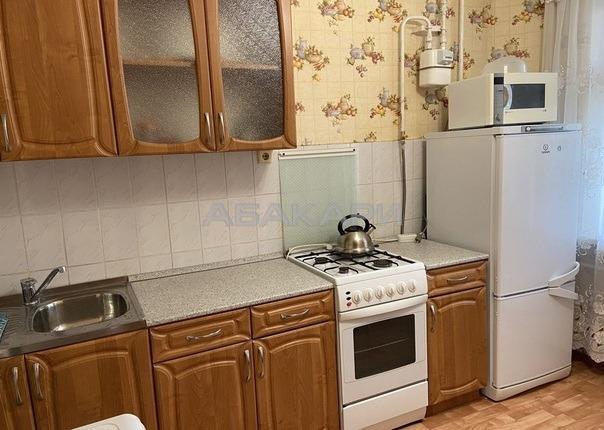 1к квартира улица Александра Матросова, 10   10000   аренда в Красноярске фото 4