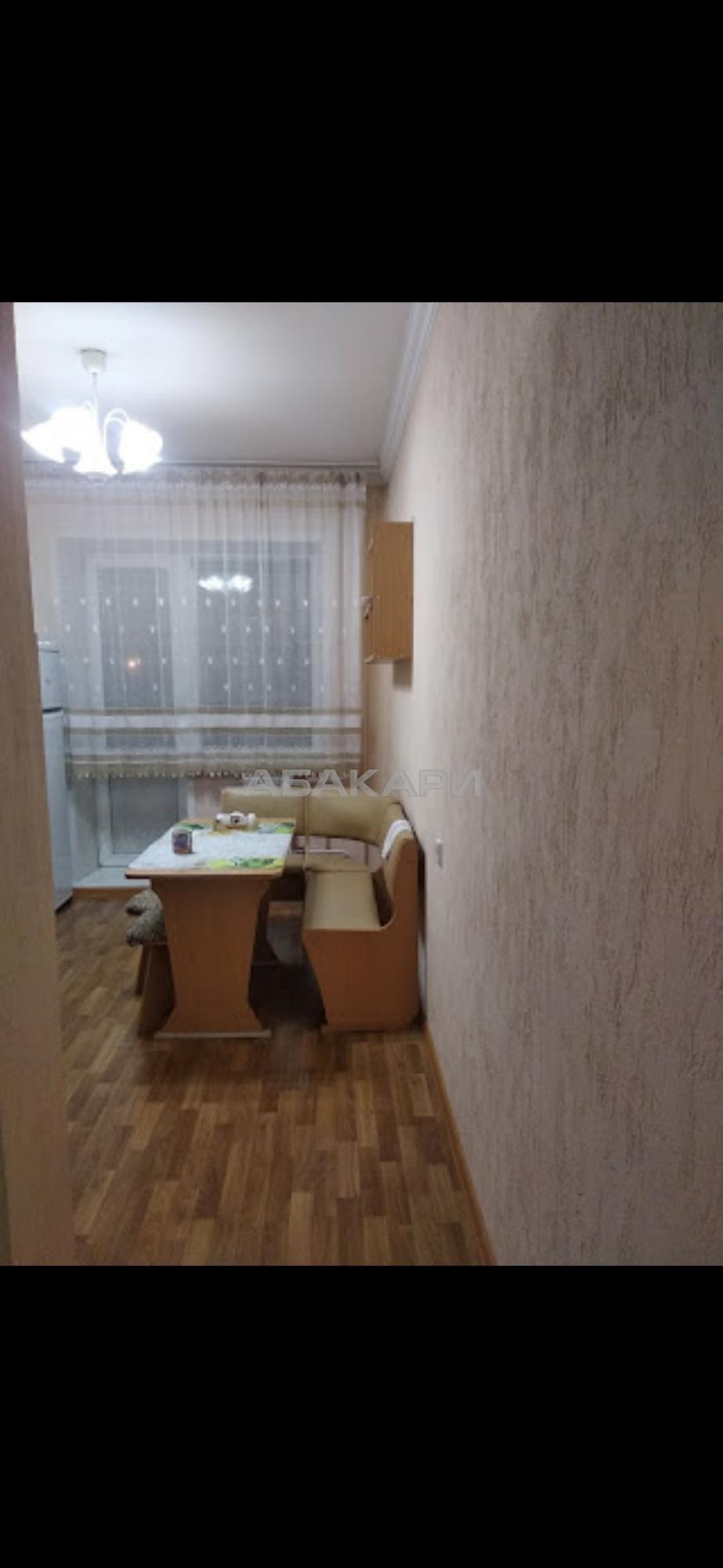 1к квартира 2-я Хабаровская улица, 7 2/17 - 42кв | 19000 | аренда в Красноярске фото 3