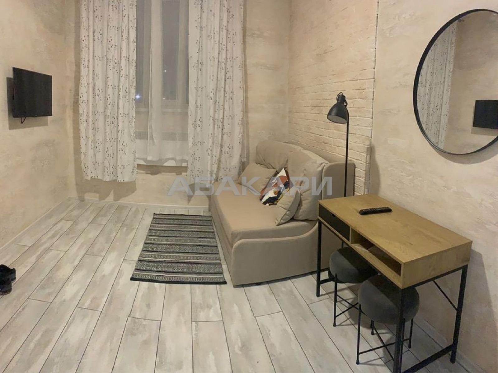 студия улица Карамзина, 18 | 10500 | аренда в Красноярске фото 1