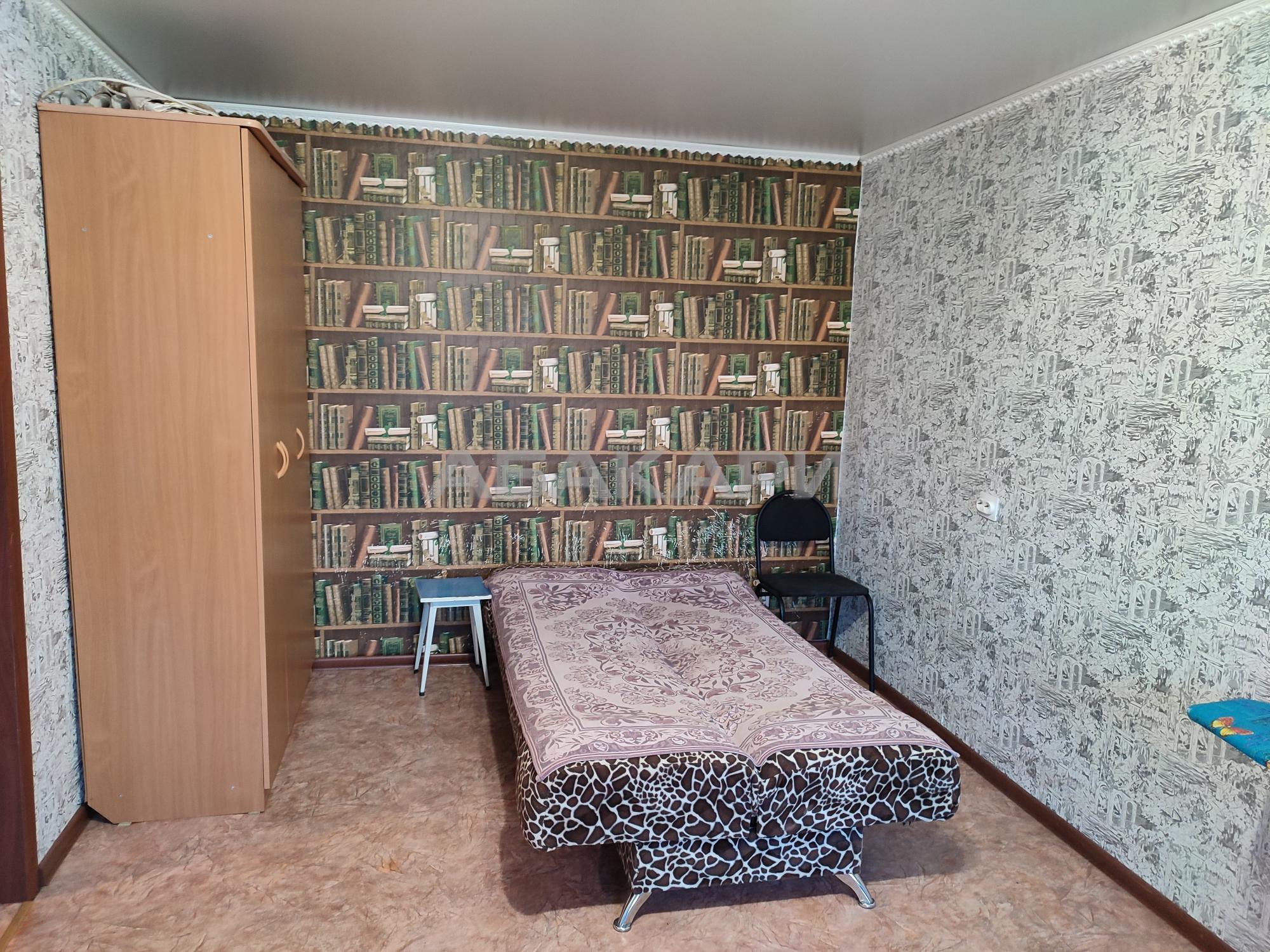 1к квартира улица Гусарова   11000   аренда в Красноярске фото 1