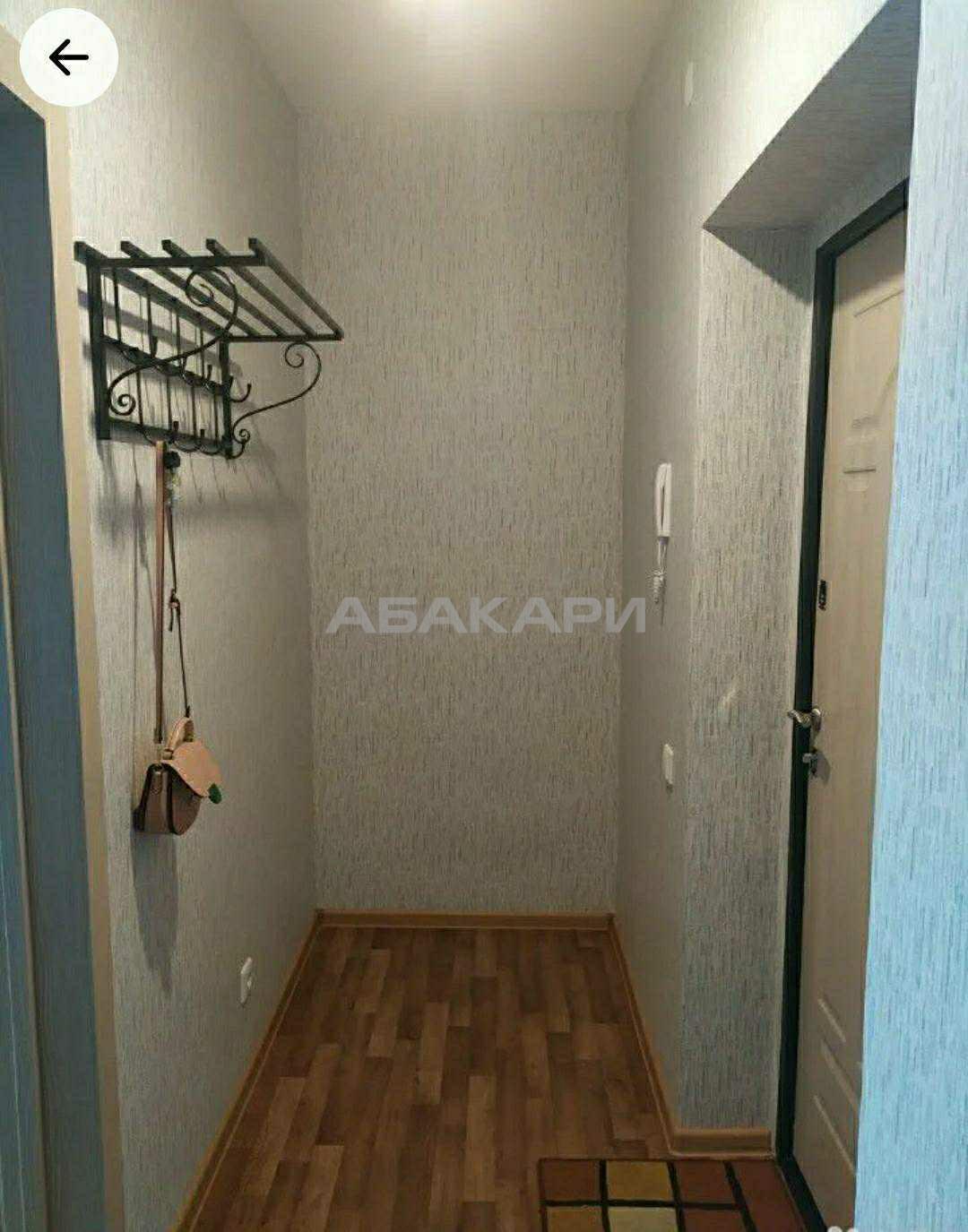 1к квартира улица Александра Матросова, 32 | 15000 | аренда в Красноярске фото 13