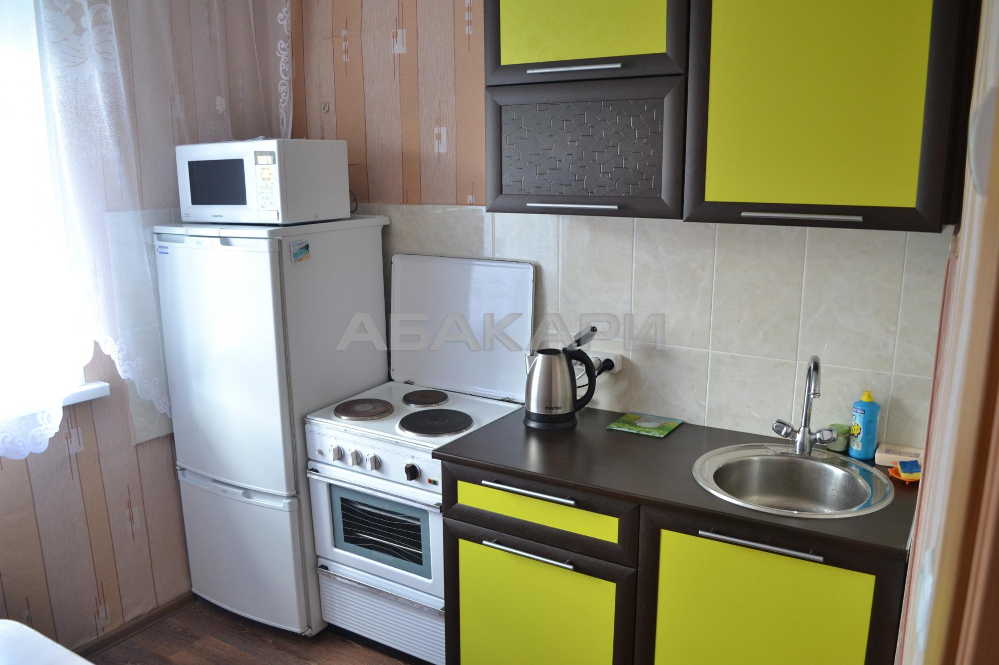1к квартира улица Парижской Коммуны, 5 | 18000 | аренда в Красноярске фото 6