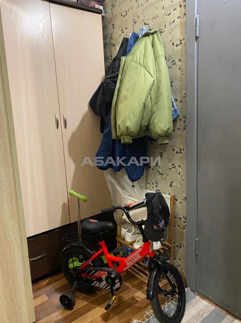 1к квартира улица Вильского, 16 6/10 - 30кв | 12000 | аренда в Красноярске фото 7