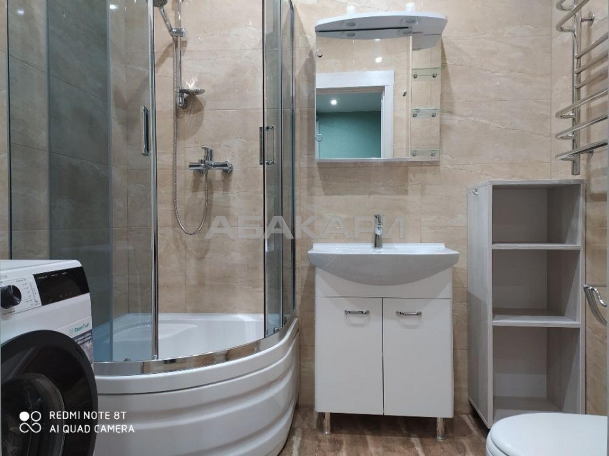 1к квартира улица Чернышевского, 118   15500   аренда в Красноярске фото 8