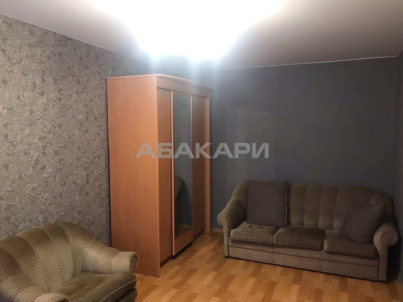 1к квартира улица Энергетиков, 34 1/5 - 31кв   12000   аренда в Красноярске фото 1