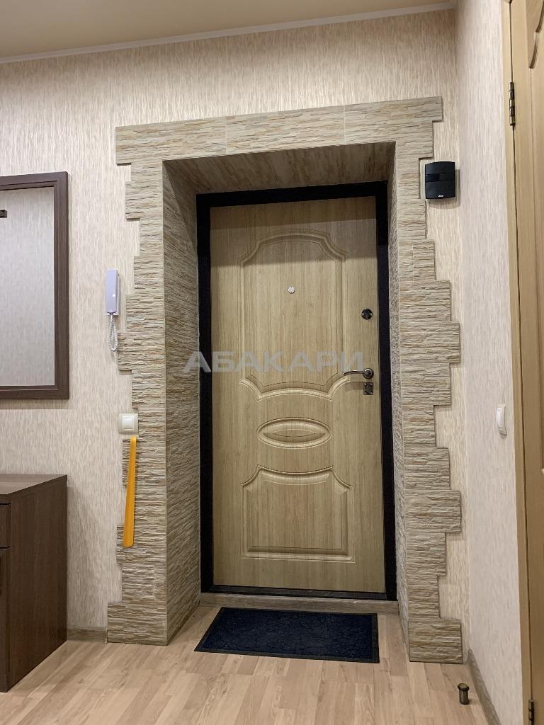 1к квартира улица Александра Матросова, 3 5/14 - 36кв | 14000 | аренда в Красноярске фото 5