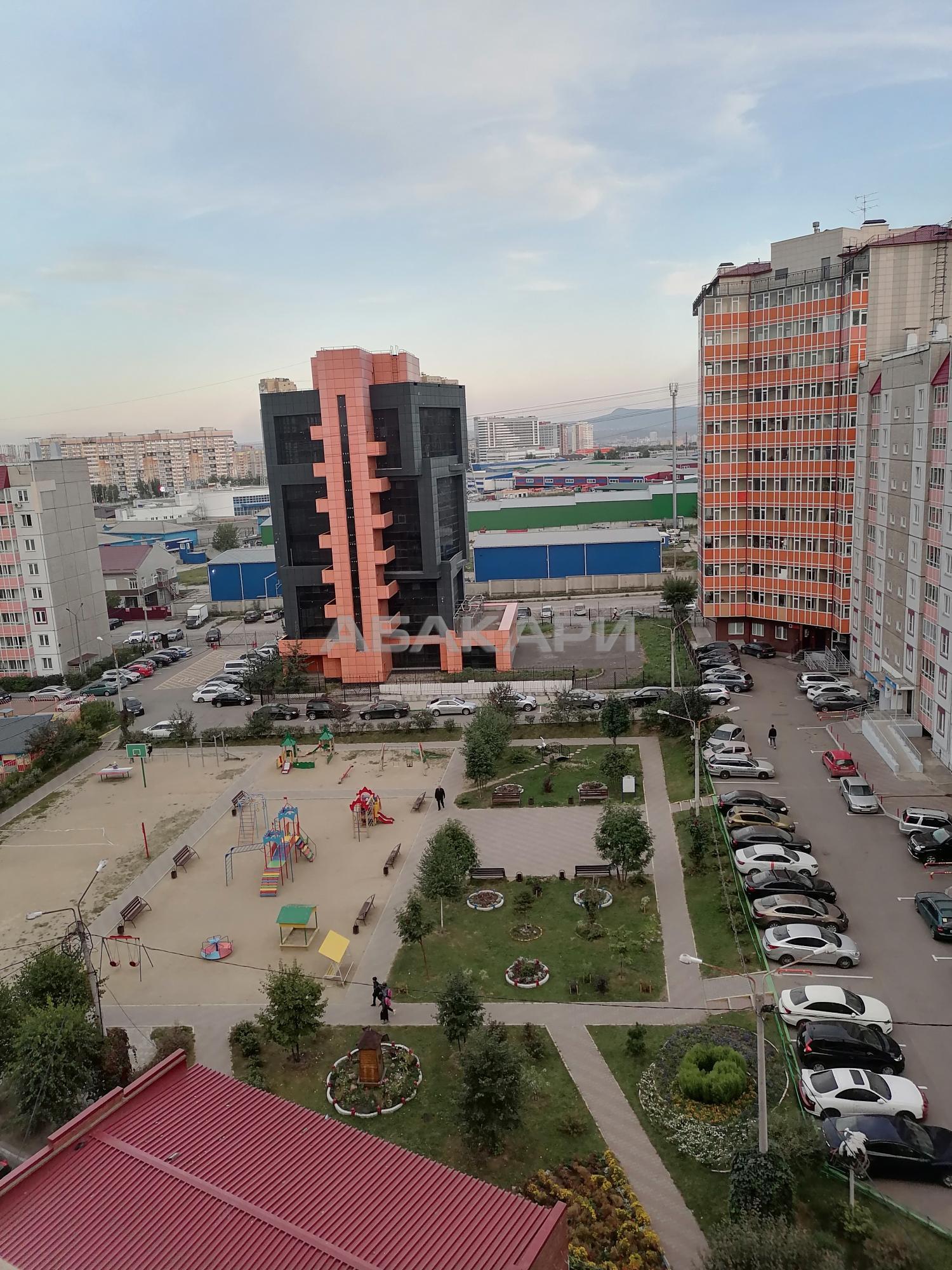 1к квартира Абытаевская улица, 8   17000   аренда в Красноярске фото 10