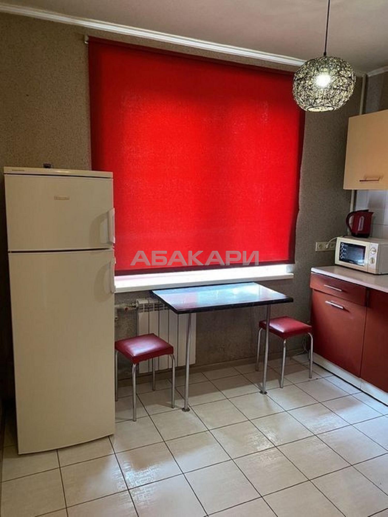 1к квартира улица Александра Матросова, 5 | 13500 | аренда в Красноярске фото 3