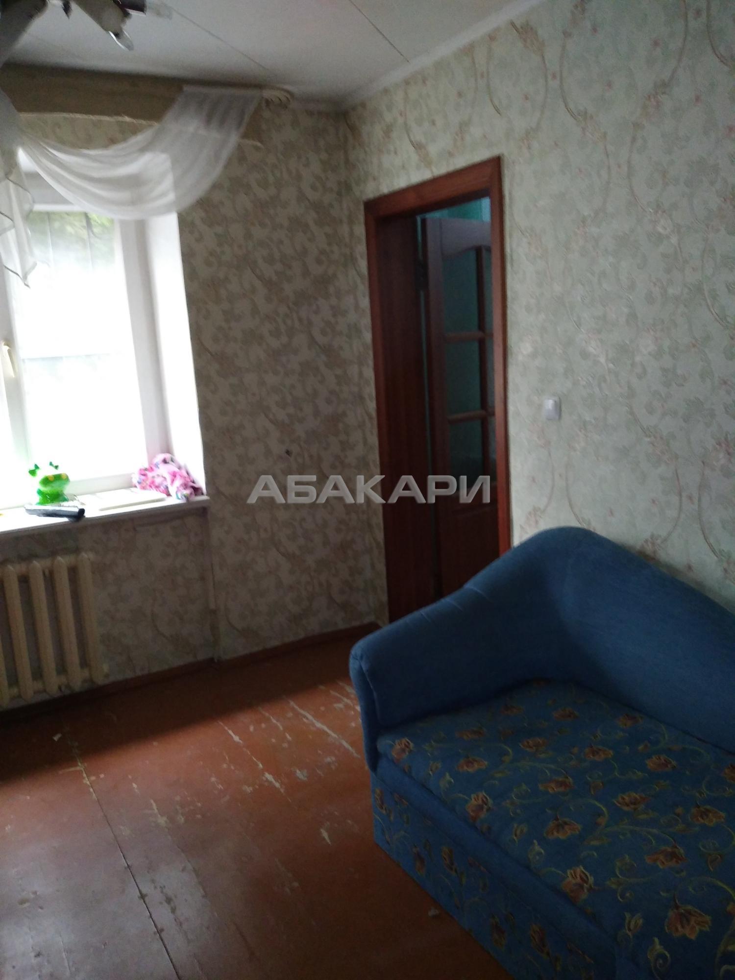 1к квартира Парашютная улица, 23 | 13000 | аренда в Красноярске фото 0