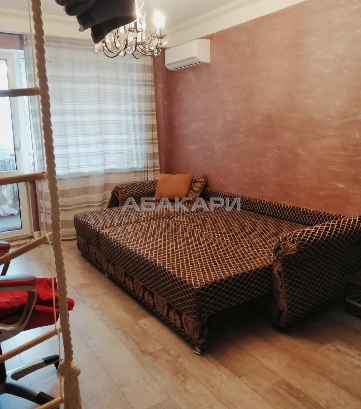 1к квартира улица Молокова, 66 | 12000 | аренда в Красноярске фото 2